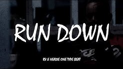 "RV x Headie One Type Beat ""Run Down"" 