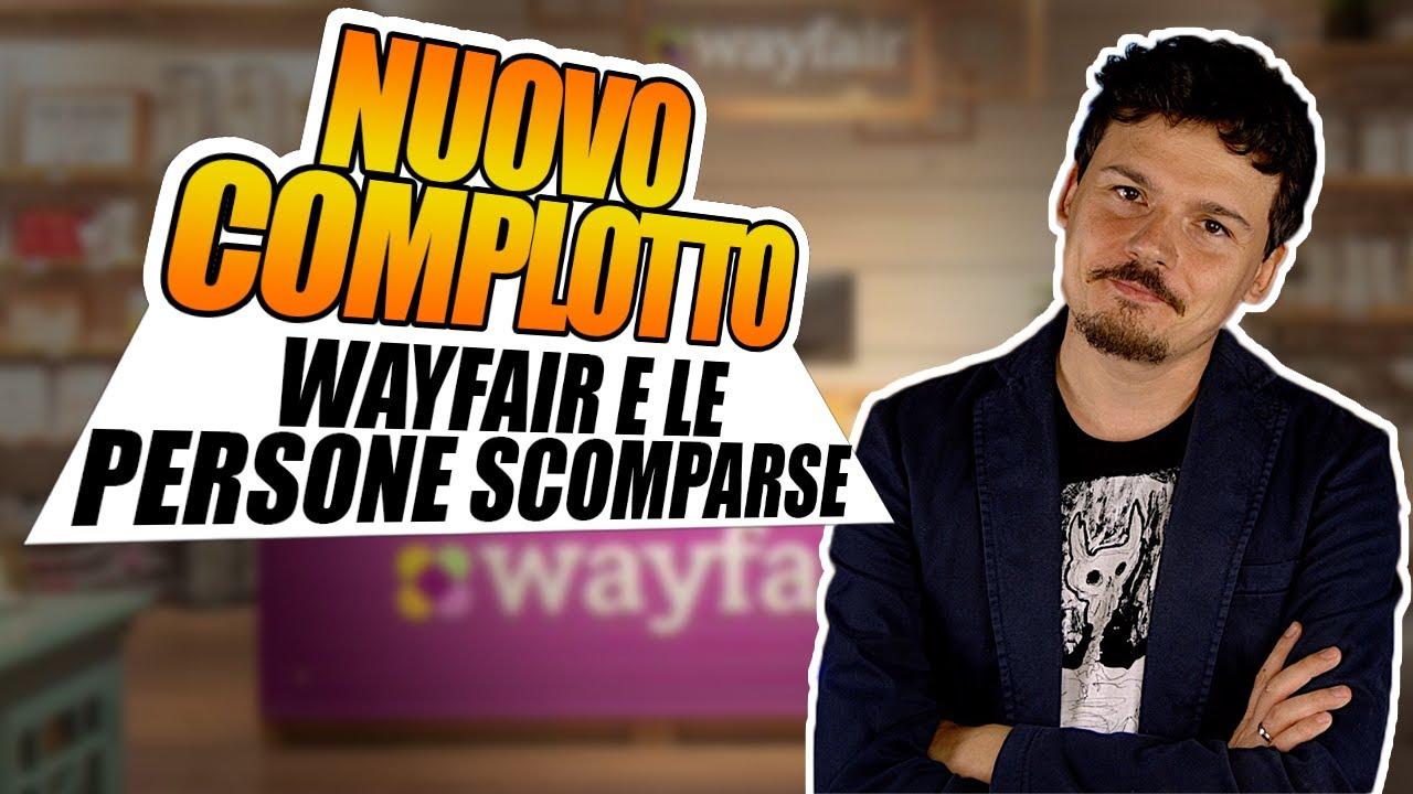 """Il complotto assurdo di WayFair che """"vende persone scomparse"""""""