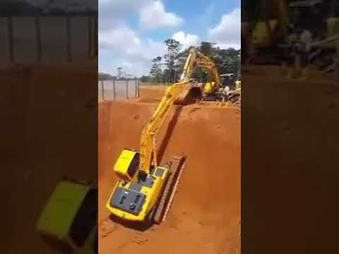 Little Help Out For Friend. Daily Mining Activities