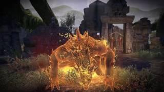 The Elder Scrolls Online: Ruins of Mazzatun — трейлер