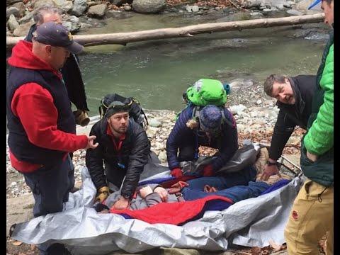 UVM Medical Center - Emergency Medicine Wilderness Program