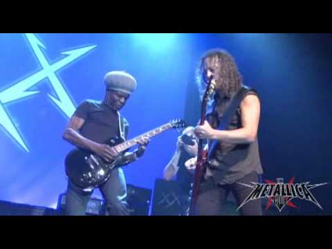 Metallica  Hit the Lights wDave Mustaine, Lloyd Grant, Ron McGovney