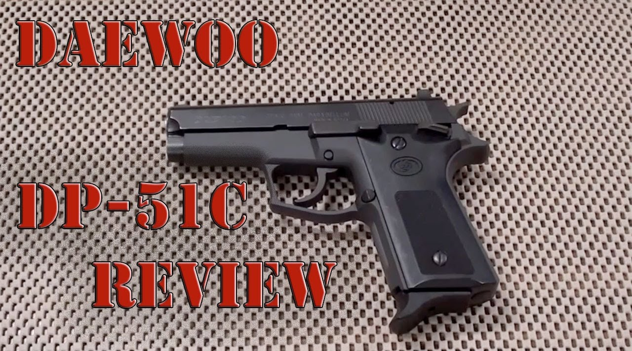 Daewoo DP51c Review - YouTube