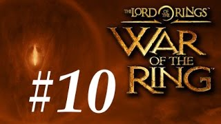 Lord of the Rings: War of the Ring - Evil Walkthrough Part 10: Sacking of Minas Ithil [Hard]