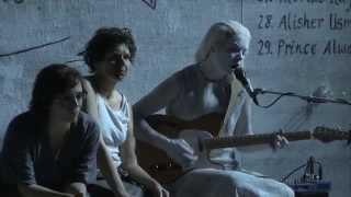 Maartje Teussink over Alize Zandwijk | Vuurvrouwen (2014)
