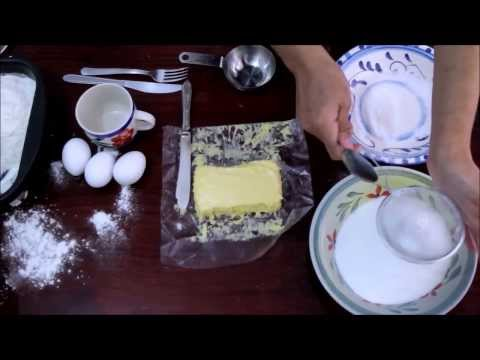 Learn how to bake a cake