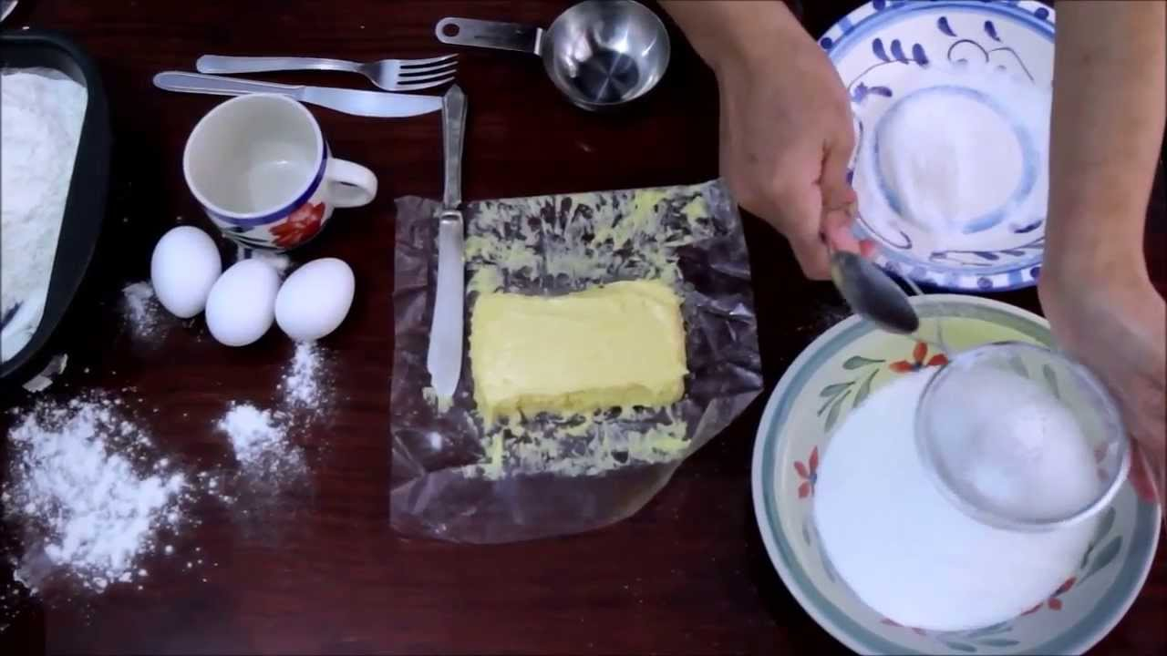 Learn How To Bake A Cake Youtube