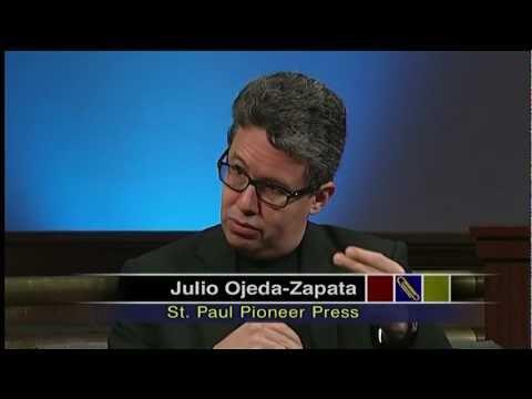I talk Steve Jobs on TPT Almanac's media panel