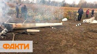 Під Полтавою розбився вертоліт з колишнім міністром аграрної політики Тарасом Кутовим