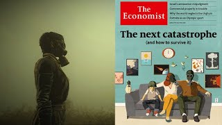 ALERTA: A CAPA DA REVISTA THE ECONOMIST
