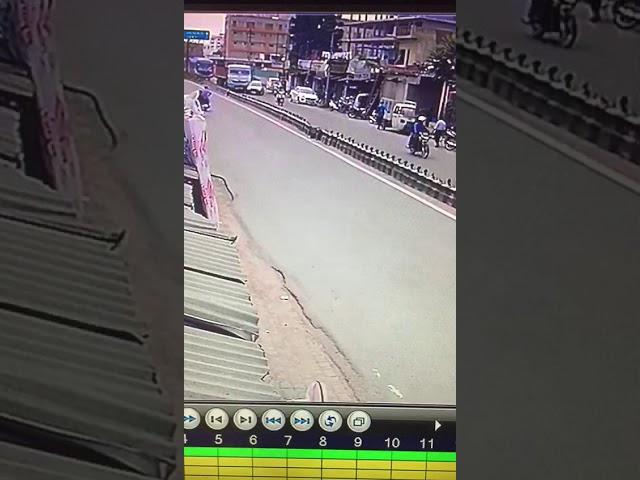 Live accident in Jogiwal dehradun uttrakhand..