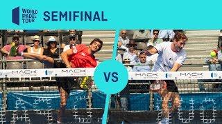Resumen Semifinal Paquito/Lebrón Vs Piñeiro/Ruiz México Padel Open | World Padel Tour
