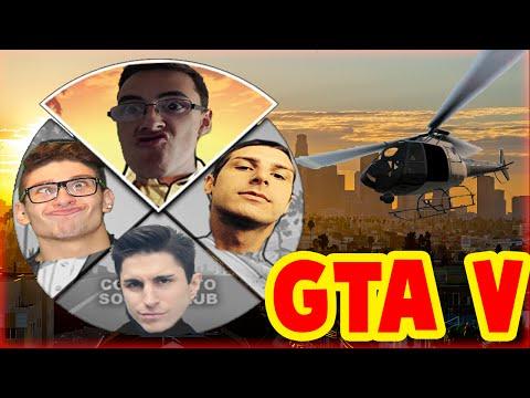 FINALMENTE GTA! w/ Anima, St3pny & Vegas