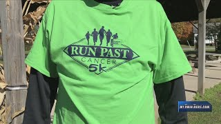 Run for cancer 5k event