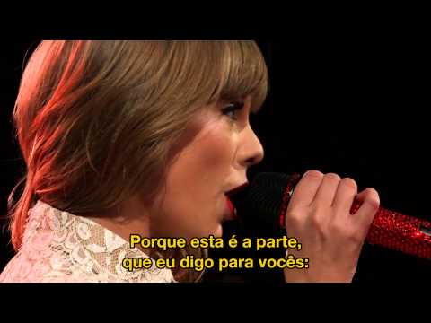 Taylor Swift começa turnê