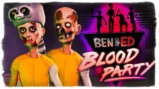 ЗОМБИ ПРОТИВ ЛЮДЕЙ! БРЕЙН И ДАША ИГРАЮТ В Ben and Ed - Blood Party