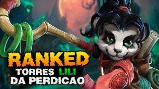 Heroes of the Storm: Rankeada LILI - Torres da perdição