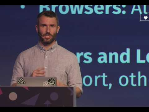 Ben Vinegar:  Source maps through the looking glass | JSConf EU 2017