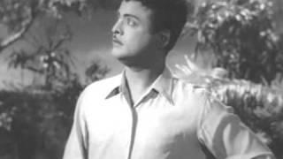 Miss Mary (1957) o raat ke musaafir chanda zara bata de Lata Rafi Hemant Rajendar Krishan