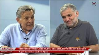 Bekir Ağırdır ile ''Yeniden İstanbul Seçimleri: Değişenler ve değişmeyenler'