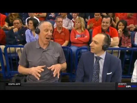 Bill Walton Gives History Lesson During Game, Rambles on About Glockenspiels & Traveling