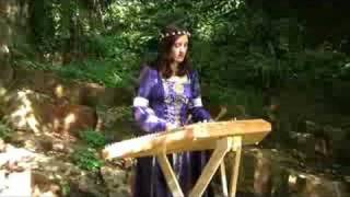 """Fantasy"" medieval hammered dulcimer music by dizzi"