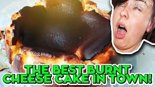 [ omaralattas ] vlog #115-2019: The best burnt cheesecake in town!!!