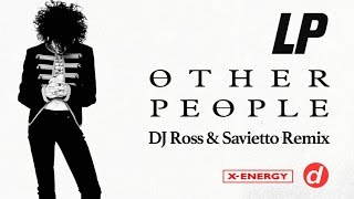 LP Other People Dj Ross Savietto Remix