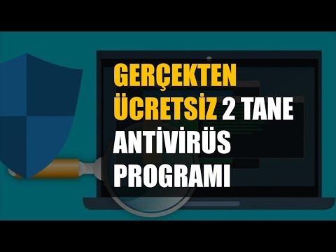 Ücretsiz Antivirüs Programları - PC Için - 2019