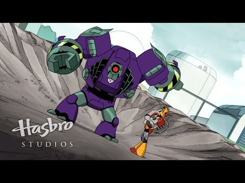 Transformers: Animated - The Universal Greeting