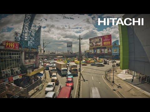 Connecting New Clark City to Metro Manila by rail - Hitachi - YouTube