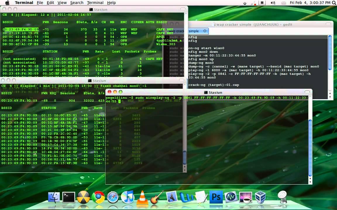 Wep 128 bit key generator