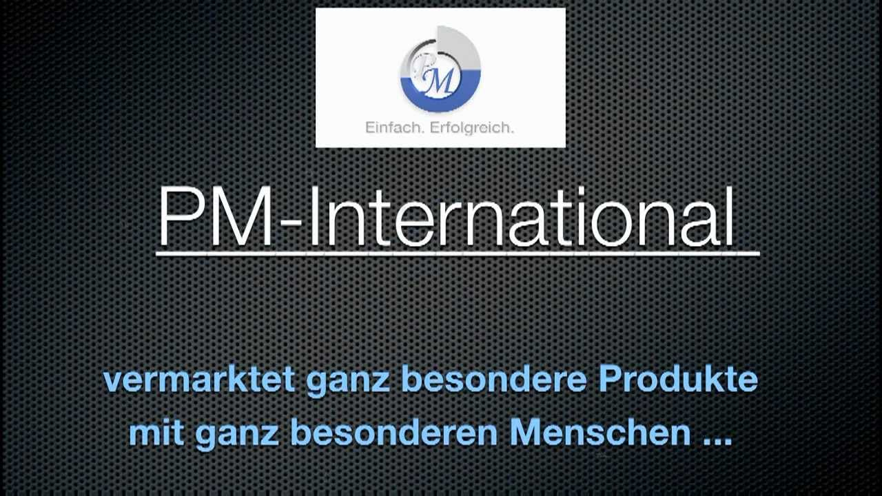 pm international gesch ftspr sentation deutsch youtube. Black Bedroom Furniture Sets. Home Design Ideas