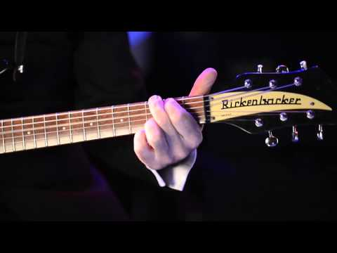 Guitar Lesson: Learn how to play the Beatles - A Hard Day's Night (TG247)