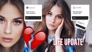 Wie es mir wirklich geht..Trennung💔Umzug,Neuer Lebensabschnitt & wie es weitergeht ../Life Update