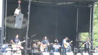 """A Boat Like Gideon Brown""~Great Big Sea 5/1/10 MerleFest 2010"