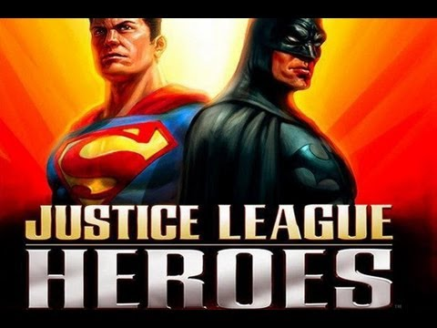 CGRundertow JUSTICE LEAGUE HEROES for PlayStation 2 Video Game Review