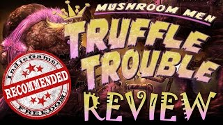 Mushroom Men: Truffle Trouble - Review (Red Fly Studio)