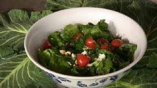 Feta Walnut Salad : Middle Eastern & Mediterranean Salads