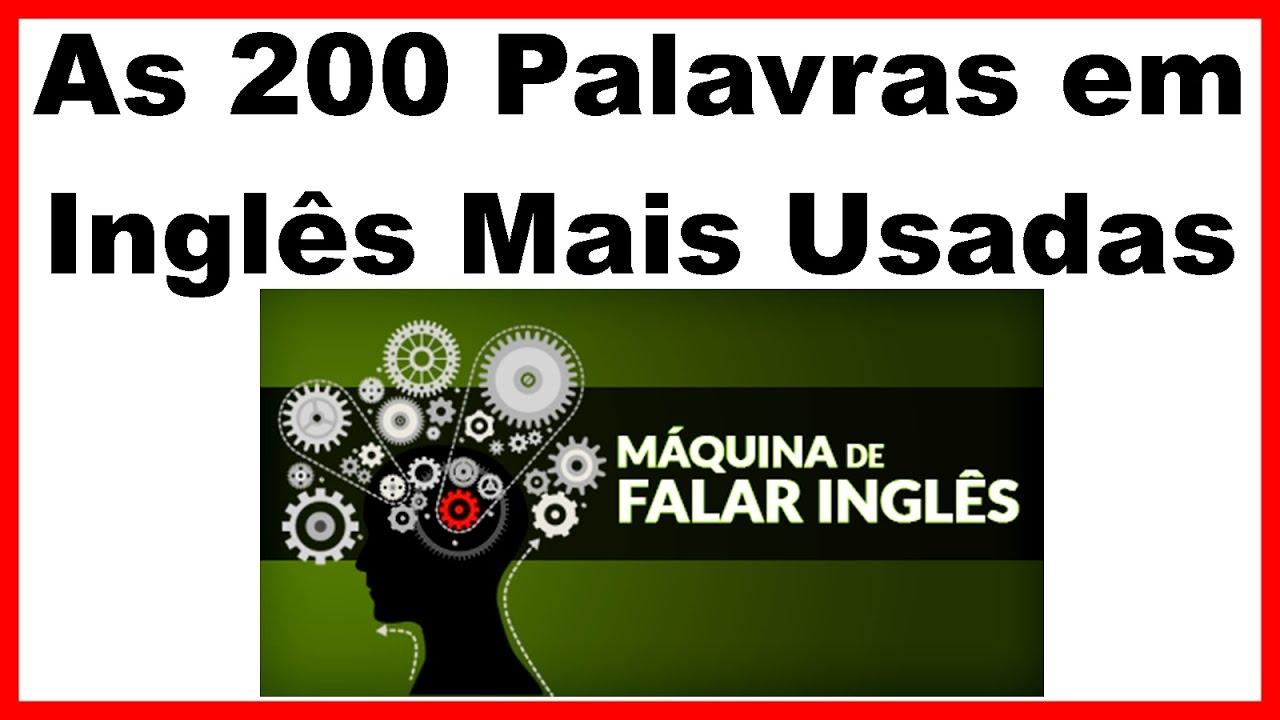 200 Frases Em Ingles Com Tradução Em Português Parte 2 Youtube