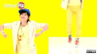 Infinite - Natuur Pop CF (dance tutorial) DVhd