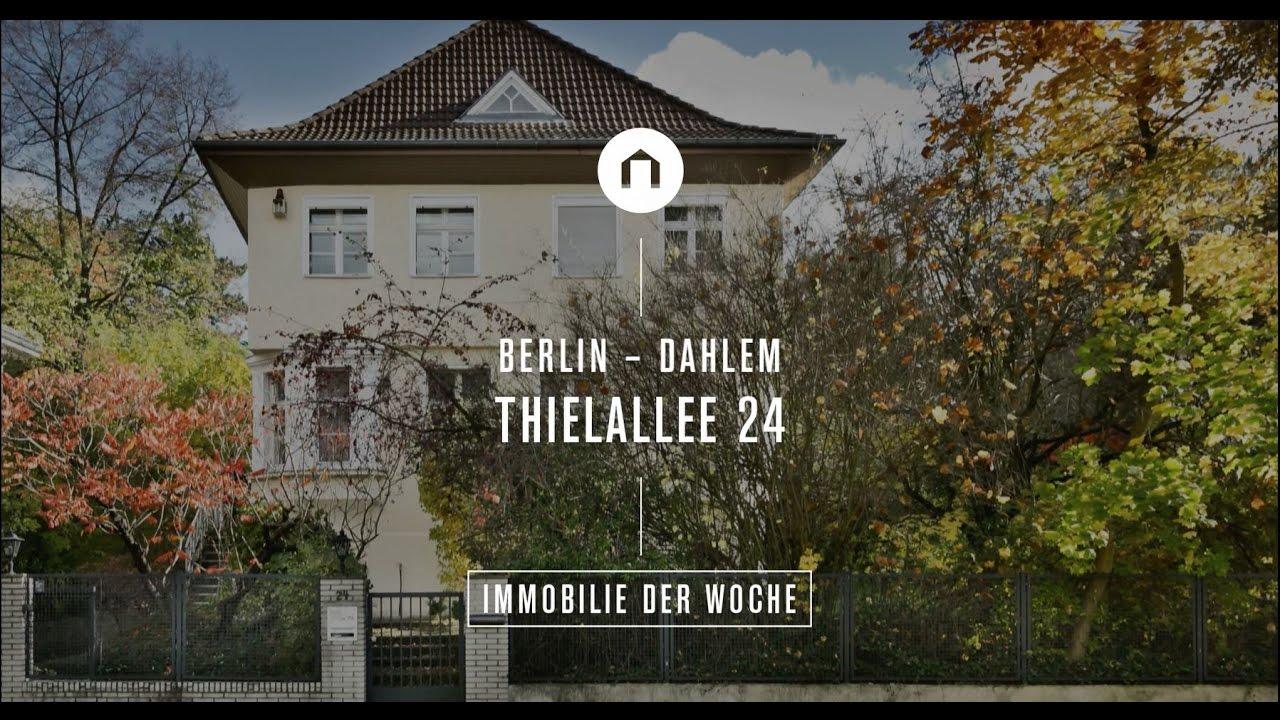 Villa Berlin villa dahlem