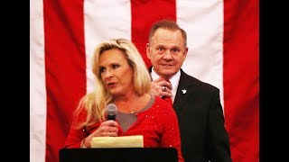 Roy Moore's Wife: Racist? 'One Of Our Attorneys Is A Jew!' thumbnail