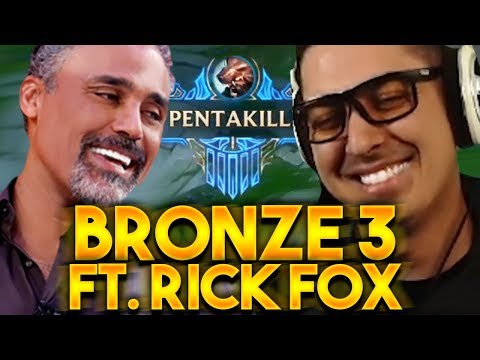 TRICK2G AND RICK FOX DUO IN BRONZE 3 - Trick2G