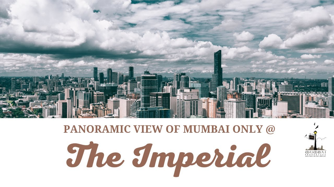The imperial offers panoramic view of mumbai youtube altavistaventures Images