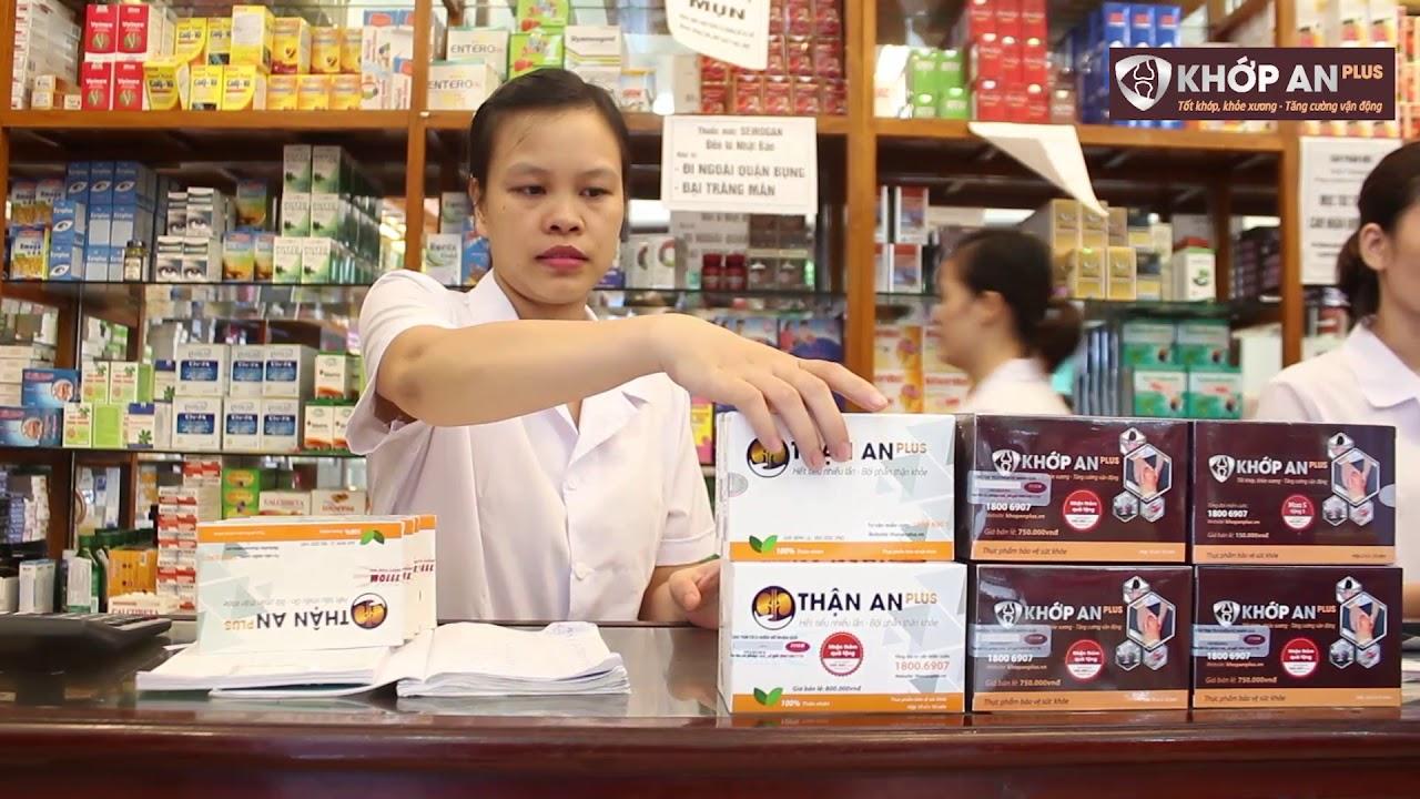 Tại sao hệ thống nhà thuốc Mỹ Nhung – Nam Định luôn tấp nập khách mua Khớp An Plus?