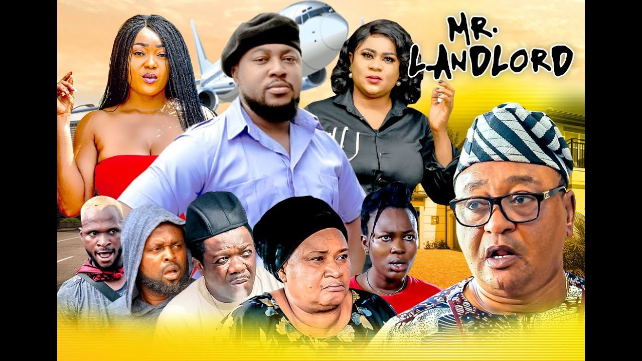 Download MR. LANDLORD EPISODE 25 - (New Series)  2021 Latest Nigerian Nollywood Movie