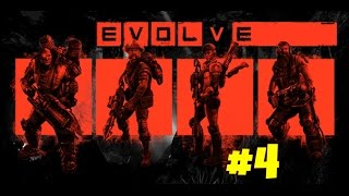 "Evolve Stage 2 Gameplay | ""SHOOT THAT BOOTY MEAT"" 