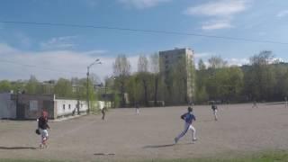 БЕЙСБОЛ СПБ 21.05.17 ДОКЕРЫ 24-3 БУНТАРИ2