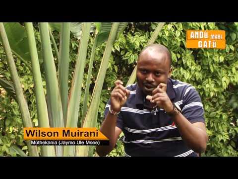 WILSON MUIRANI (JAYMO ULE MSEE) - Múthekania III HD